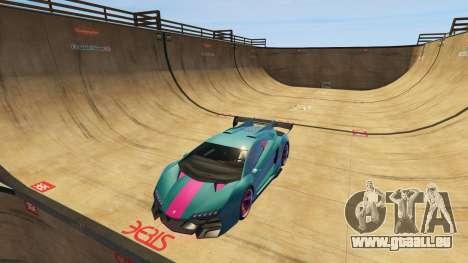 Steile Rampe für GTA 5