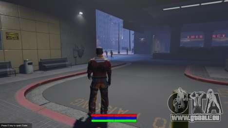 GTA 5 Long Winter 0.2 [ALPHA] troisième capture d'écran