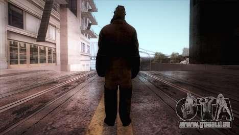 Order Soldier4 from Silent Hill für GTA San Andreas dritten Screenshot