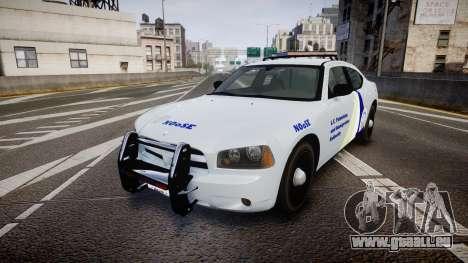 Dodge Charger NOOSE [ELS] für GTA 4