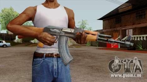 Original HD AK-47 für GTA San Andreas