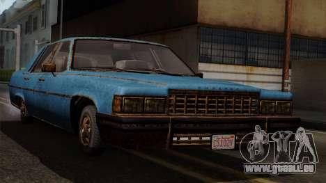 GTA 5 Albany Emperor Worn für GTA San Andreas