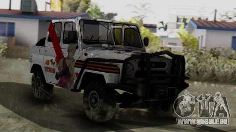УАЗ 469 Ivan Braginsky pour GTA San Andreas