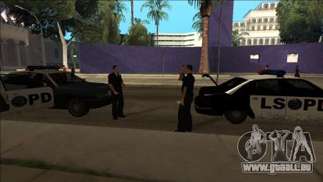 DLC Big Cop and All Previous DLC pour GTA San Andreas cinquième écran