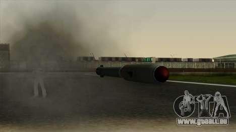 Homing Missile pour GTA San Andreas quatrième écran