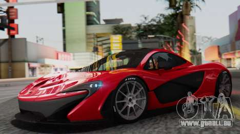 Progen T20 für GTA San Andreas