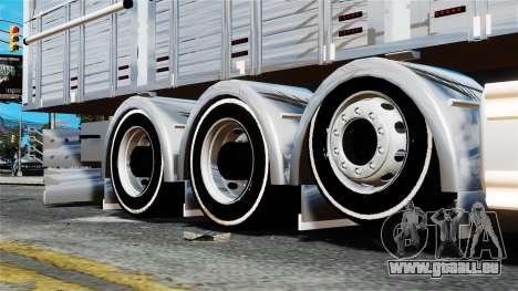 Scania R580 für GTA 4 rechte Ansicht