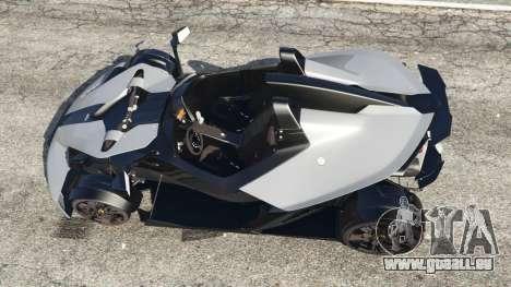 GTA 5 KTM X-Bow [Beta2] vue arrière