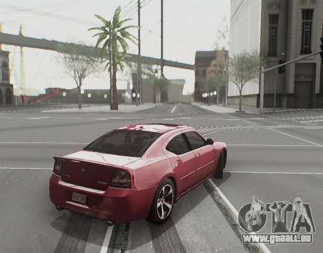 Herp ENB v1.6 für GTA San Andreas zweiten Screenshot