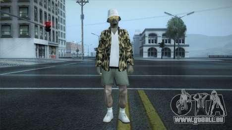 Beach Bum Hmyri für GTA San Andreas zweiten Screenshot