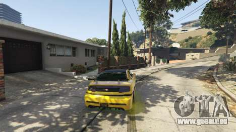 Semi-Realistic Vehicle Physics V 1.6 für GTA 5