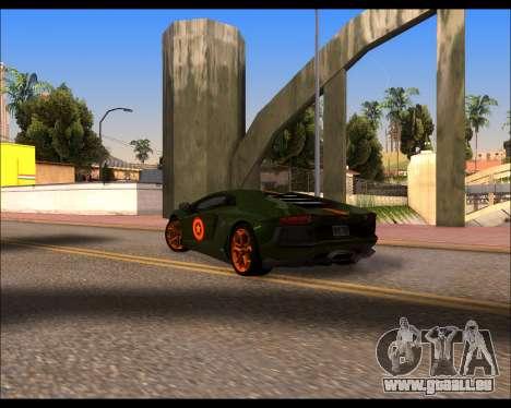 Project 0.1.4 (Medium/High PC) für GTA San Andreas siebten Screenshot
