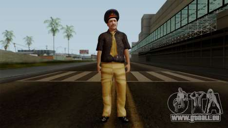 Pakistani Police pour GTA San Andreas deuxième écran