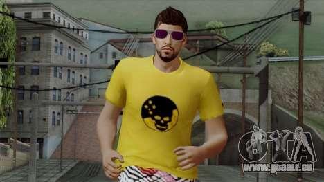 GTA 5 Online Wmygol2 pour GTA San Andreas