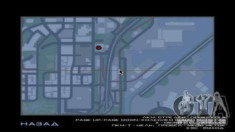 La Mitsubishi Motors Concessionnaire pour GTA San Andreas quatrième écran