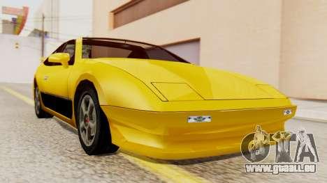 Sportcar2 SA Style pour GTA San Andreas
