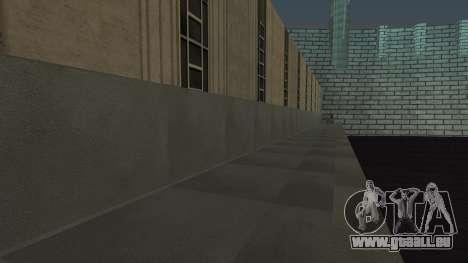 Barrage pour GTA San Andreas deuxième écran