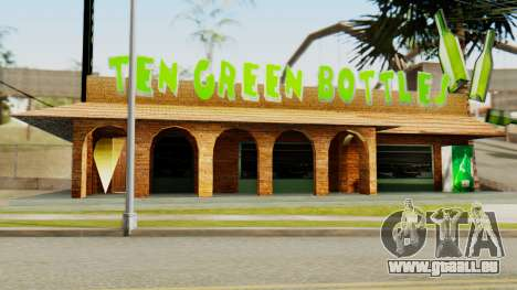 New Bar für GTA San Andreas her Screenshot