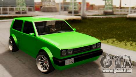 Club Stance pour GTA San Andreas