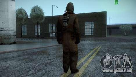 Order Soldier2 from Silent Hill pour GTA San Andreas troisième écran