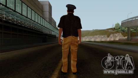 Pakistani Police für GTA San Andreas dritten Screenshot