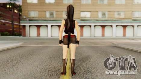 Momiji from DoA 5 für GTA San Andreas dritten Screenshot