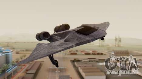 KR-61-Lan v1.0 HQ A.D.O.M pour GTA San Andreas vue de droite