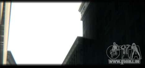 Jungles ENB v 2.5 pour GTA San Andreas quatrième écran