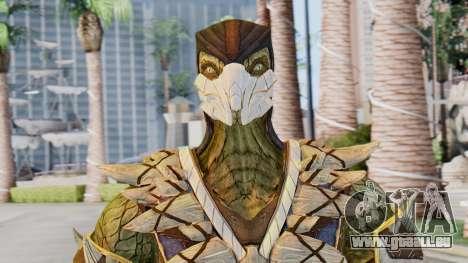 [MKX] Reptil für GTA San Andreas