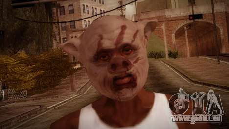 Cerdo Zombie für GTA San Andreas