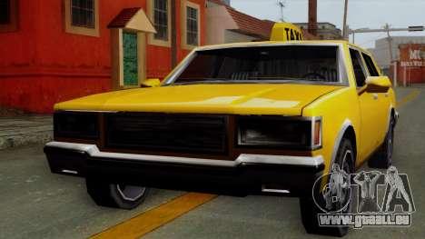 Classic Taxi Los Santos für GTA San Andreas