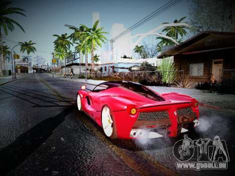 Big Boss ENB pour GTA San Andreas deuxième écran