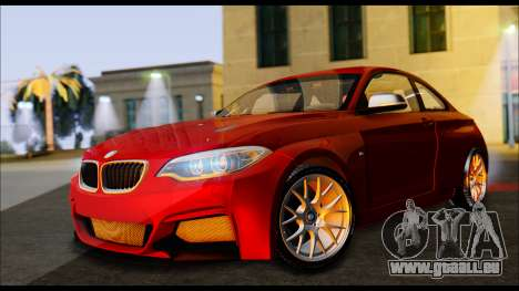 BMW 235i F22 pour GTA San Andreas