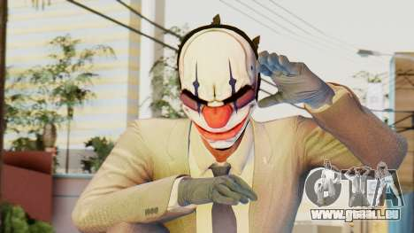 [PayDay2] Chains für GTA San Andreas