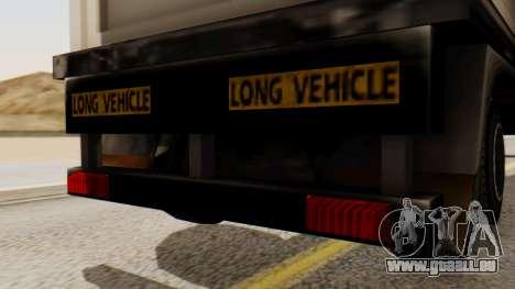 Artict2 Coal 1.0 pour GTA San Andreas vue de droite