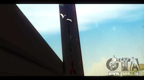 Die Mitsubishi Motors Autohaus für GTA San Andreas zweiten Screenshot