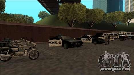 DLC Big Cop and All Previous DLC pour GTA San Andreas huitième écran