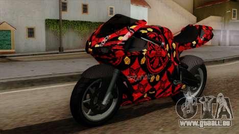 Bati Batik für GTA San Andreas