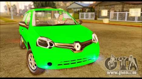 Renault Clio Mio für GTA San Andreas