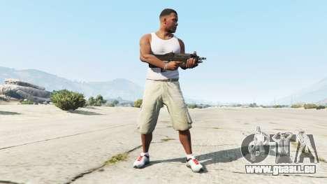 GTA 5 FN F2000 Tactical zweite Screenshot