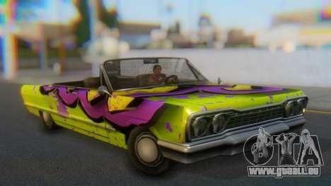 Savanna New PJ für GTA San Andreas