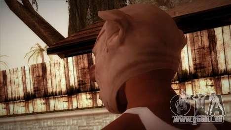 Cerdo Zombie pour GTA San Andreas deuxième écran
