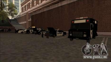 DLC Big Cop and All Previous DLC pour GTA San Andreas neuvième écran