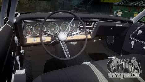 Chevrolet Impala 1967 Custom pour GTA 4 est un côté