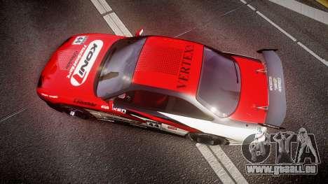 Nissan Silvia S14 Koni pour GTA 4 est un droit