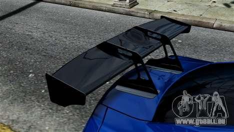 Nissan GT-R R35 Liberty Walk pour GTA 4 est un droit