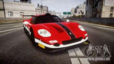 Ferrari F50 GT 1996 Scuderia Ferrari pour GTA 4