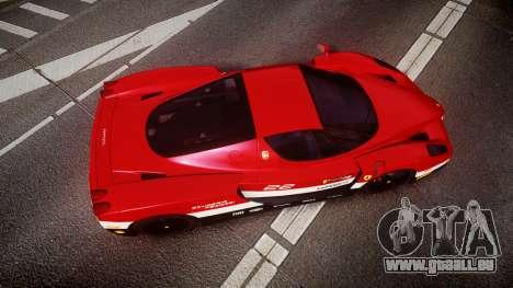 Ferrari Enzo 2002 [EPM] Scuderia Ferrari pour GTA 4 est un droit