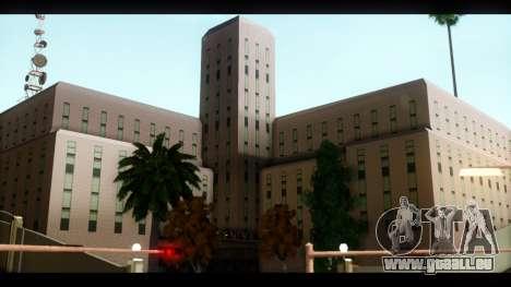 Krankenhaus-und skate-Park für GTA San Andreas zweiten Screenshot
