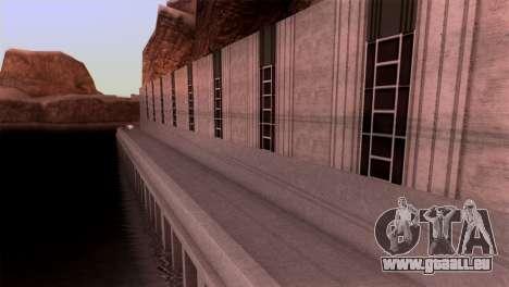 Vintage Texture pour GTA San Andreas deuxième écran